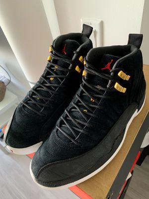 """Air Jordan 12 Retro """"REVERSE TAXI"""" for Sale in Fort Lauderdale, FL"""