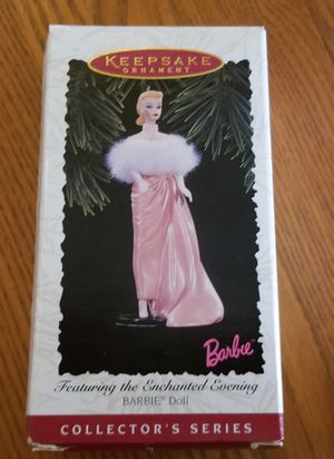 BARBIE CHRISTMAS ORNAMENT for Sale in Peoria, AZ