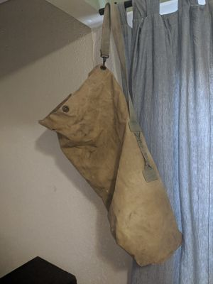 Medium size Military duffle bag for Sale in Portland, OR