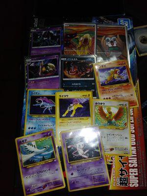 335 Pokemon cards bundle for Sale in San Antonio, TX