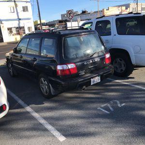 2002 Subaru Forester AWD for Sale in Pacifica, CA