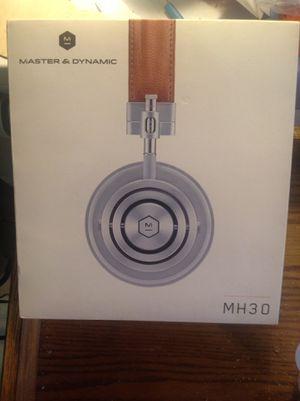 Master+Dynamic MH30 Studio HD Headphones for Sale in Seattle, WA