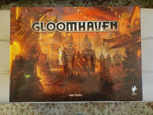 GLOOMHAVEN board game for sale! for Sale in Portland, OR