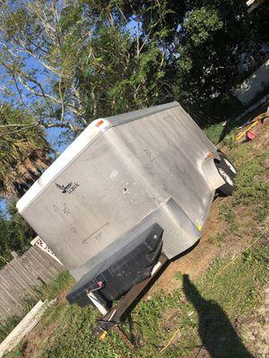 Trailer enclosed 7x16 ft for Sale in Sebring, FL