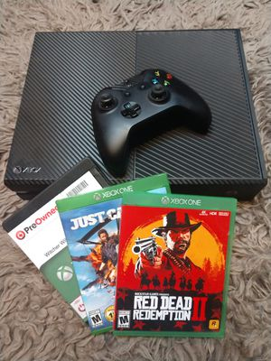 Xbox one w/4 games for Sale in Monroe, WA
