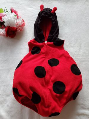 Lady bug costume size 18 months - can't pickup, no problem! I'll ship it to you same day! If listing is posted, it's still available :) for Sale in Temecula, CA