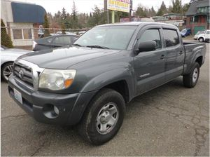 2010 Toyota Tacoma Double Cab Pickup 4D 6 Ft for Sale in Seattle, WA