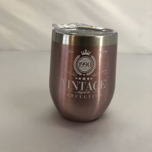 1990 Aged To Perfection Wine Tumbler for Sale in Fort Leonard Wood, MO