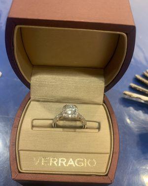 Verragio 7078cu authentic ring for Sale in Anaheim, CA