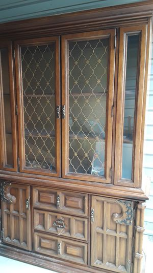 1960's Antique Spanish-style Cabinet for Sale in San Antonio, TX