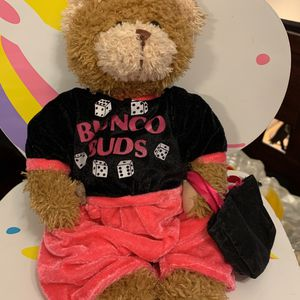 "Teddy Bear BUNCO BUDS 11"" for Sale in El Cajon, CA"