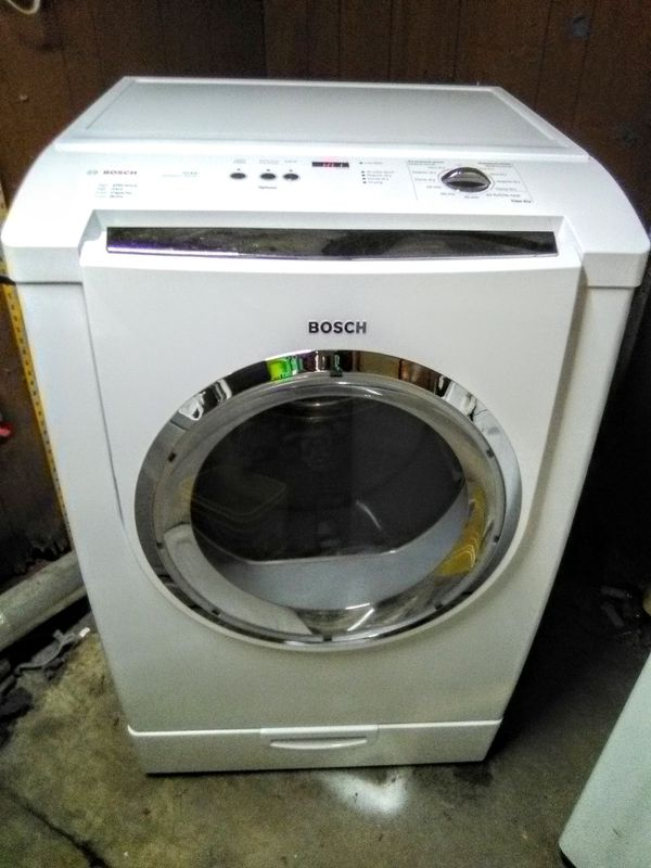 Bosch NEXXT 500 plus Series front load Dryer