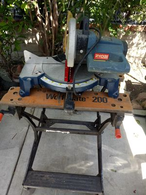 Ryobi CHOP Saw great condition for Sale in South El Monte, CA