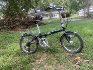 Dahon Speed 8 NEVER USED buy with confidence for Sale in Winter Haven, FL