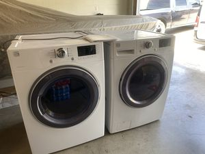 Kenmore Connect Washer and Dryer for Sale in Norco, CA