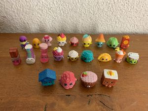 Lot of 19 Shopkins Petkin Figures Ultra Rare Shimmy for Sale in Miami, FL