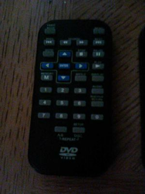 Personnel DVD remote for Sale in South Salt Lake, UT