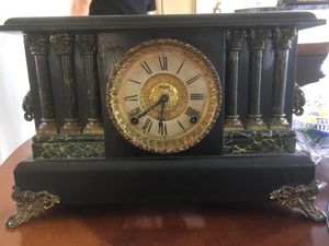 Antique clock Ingraham co Bristol conn USA for Sale in Vancouver, WA