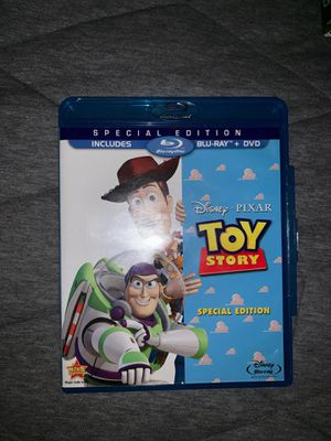 Toy story special edition blue ray for Sale in Washington, DC