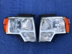 Ford F150 headlights for Sale in Houston, TX