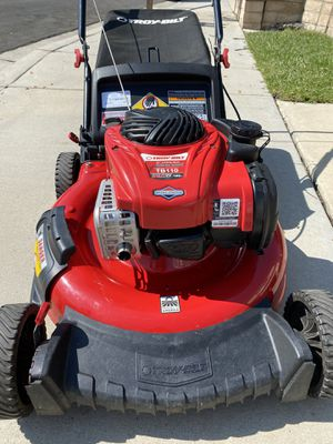 Troy Bilt TB 110 Lawn Mower for Sale in Chino Hills, CA