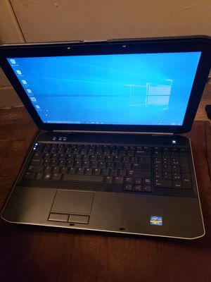 Dell laptop 6gb ram 500gb HD windows10 for Sale in Belle Isle, FL