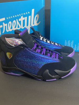 New Jordan's 14 retro DB size 12.5 for Sale in City of Industry, CA