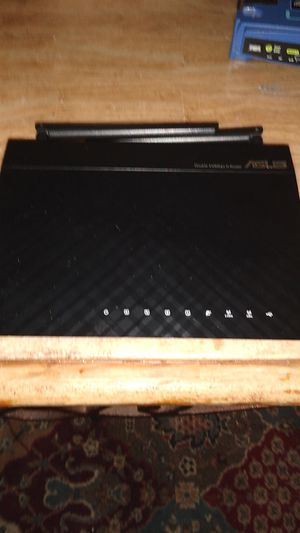 Asus Double 450mbps N router for Sale in Greenville, SC