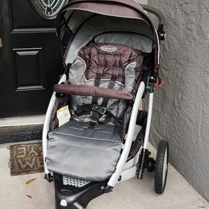 Graco Jogging Stroller for Sale in Brandon, FL