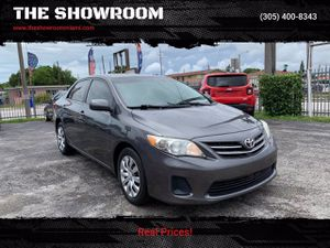 2013 Toyota Corolla for Sale in Miami, FL