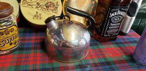Paul Revere Ware 1801 Whistling Tea Kettle Pot for Sale in Orange, CA