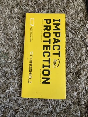 Rhinoshield IPhone 6 Plus screen protector.. brand new for Sale in Los Alamitos, CA