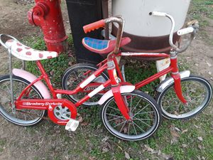 Vintage small bikes taking offers thanks for looking for Sale in Dallas, TX