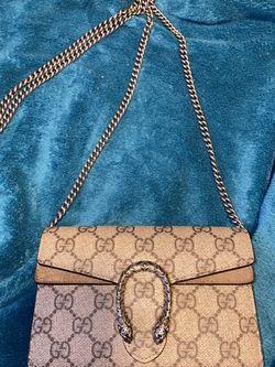 Dionysus Gucci Supreme super mini bag for Sale in Nashville,  TN