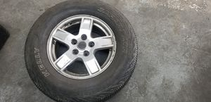 Jeep wheels 5x5 bolt pattern for Sale in Manassas, VA