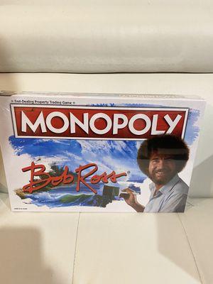 Monopoly Bob Ross Edition Board Game for Sale in Upper Marlboro, MD