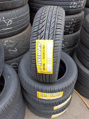 New tires set 195 60 15 for Sale in Los Angeles, CA