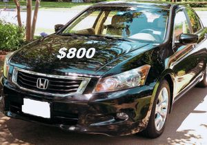 $8OO I'm selling urgently 2OO9 Honda Accord V6!!! for Sale in Billings, MT
