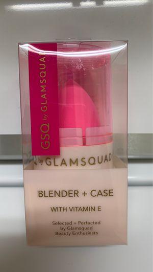 GSQ beauty blender + case for Sale in Alexandria, VA