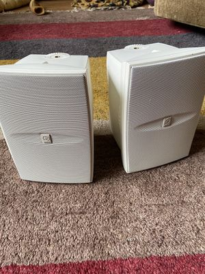 Yamaha Model NS-AW1 indoor/outdoor speakers for Sale in Lynnwood, WA