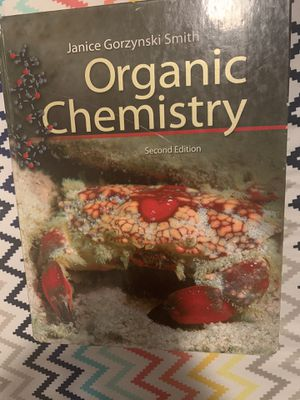 Organic chemistry textbook for Sale in Mesa Grande, AZ