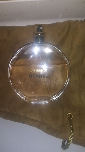 Chance Perfume by Chanel for Sale in Portland, OR