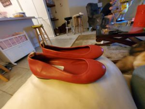 Burberry girls leather flats,size 31 or 13 US for Sale in Round Rock, TX