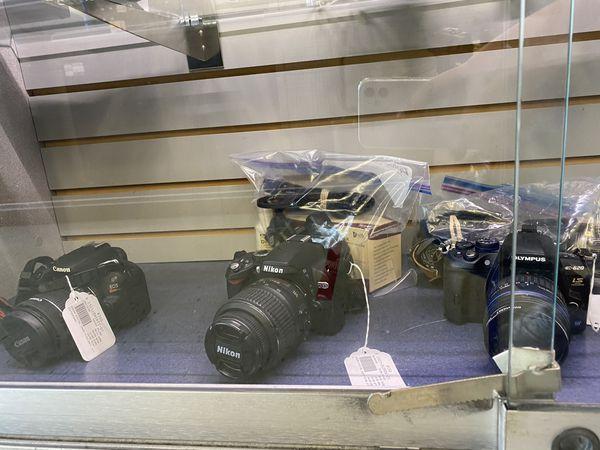 Dslr cameras 📸
