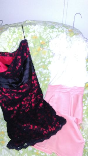 Two petite teenage girls dresses size 3 to 5 for Sale in Avon Park, FL