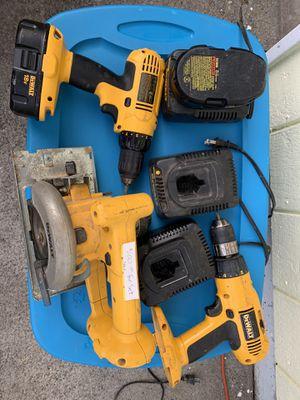 Desalt power tools for Sale in Ridgefield, WA
