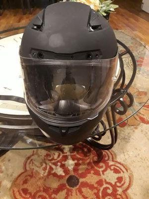 VERY NICE MOTORCYCLE HELMET HJC CL-17 HELMET PAYD NEW 200$ FOR SALE for Sale in Bellevue, WA