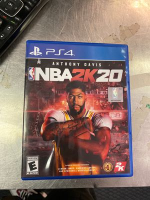 NBA 2k 20 for Sale in Dallas, TX