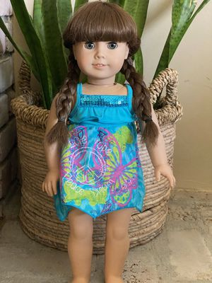American girl doll for Sale in Riverside, CA