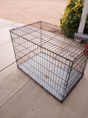 Dog crate/bed $15.00 for Sale in Apple Valley, CA
